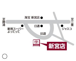 新宮店マップ