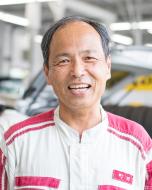 アシスタント 町田 紀雄