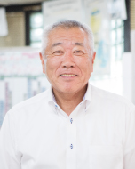 営業スタッフ 吉田 勝彦