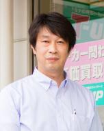 T-UPスタッフ 温井 純