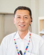 サービスマネージャー 笠松 保希