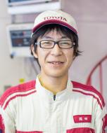 サービスエンジニア 岡田 拓也